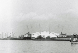 The good old Millennium Dome - or the O2 if you prefer.