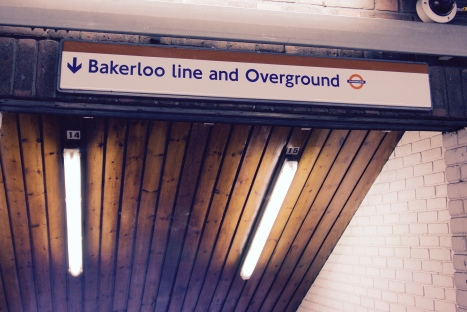 Kensal Green serves the Bakerloo line and Overground services between Euston and Watford (mostly).