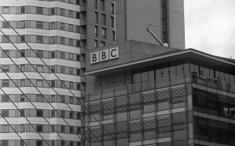 BBC Bridge House and the Heart Tower