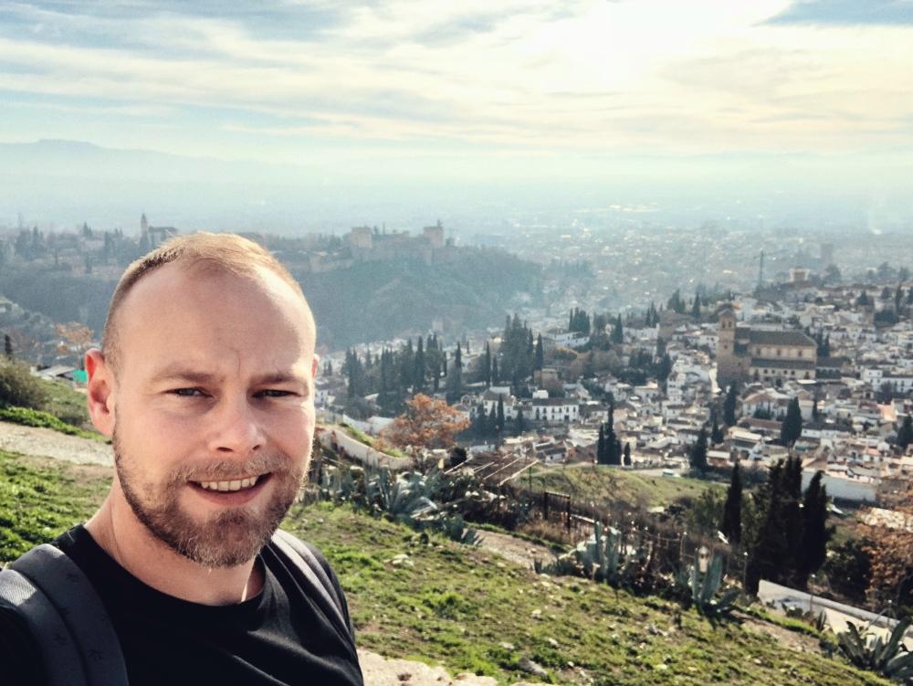 Granada selfi